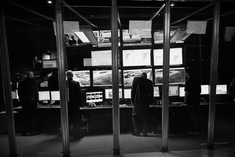 View of Avante Control Centre